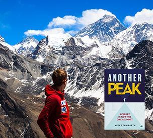 Alex Staniforth Another Peak Talk & Book Signing