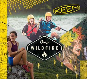 Win The Ultimate Adventure Weekend With Keen