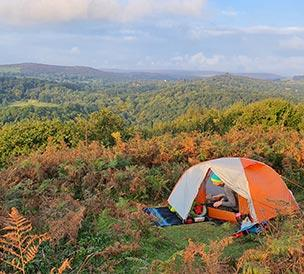 Discovering Wild Camping In Dartmoor