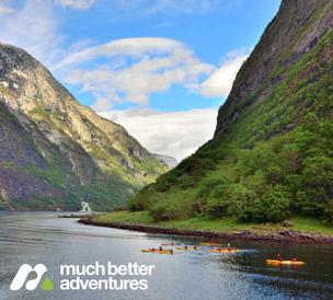 Win A Wild Adventure In Norway worth £2000