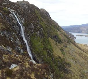 Discover Scotland's Waterfalls