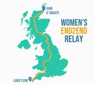 Womens End2End Relay