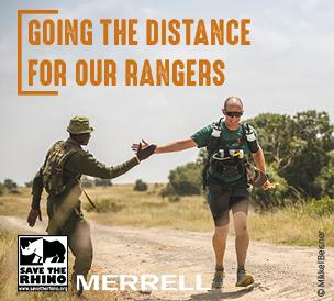 Go the distance for World Ranger Day for a chance to win