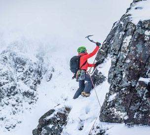 10 Pieces Of Essential Ice Climbing Gear