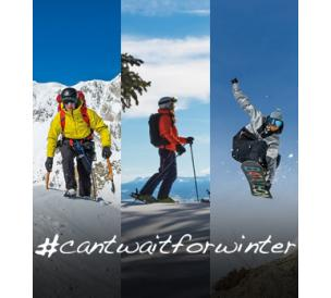Gear up for winter and win 500
