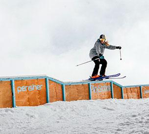 The Growth of UK Freeskiing – Grass Roots to Green Shoots