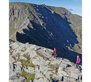 The Best Ridge Walks in the UK