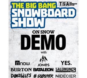 The Big Bang On Snow Demo