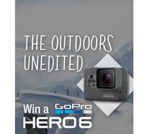 Win a GoPro HERO6 Bundle