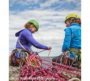 Win a two day climbing course with Glenmore Lodge