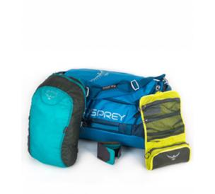 Win An Osprey Transporter Travel Bundle