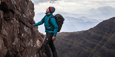 Men's Mountaineering Clothing