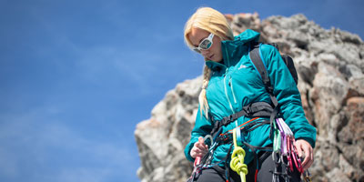 Women's Mountaineering Clothing