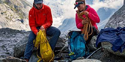 Mountain Equipment Backpacks