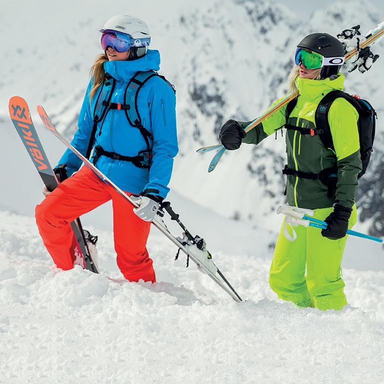 Women's Ski Wear