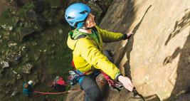 Men's climbing gear