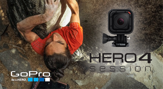 10 Reasons You Need The GoPro Hero4 Session