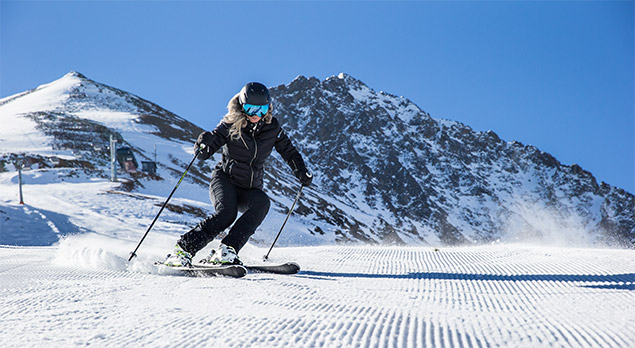 A Beginners Guide To Skiing