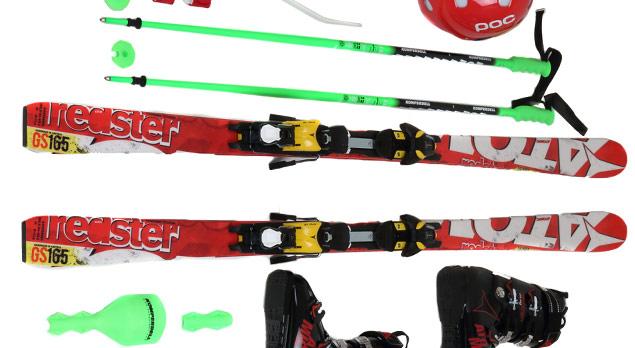 A Brief History of Ski Tuning