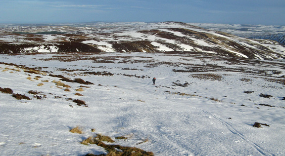 A Wintery Weekend in Northumberland
