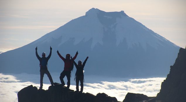 Cotopaxi Expedition