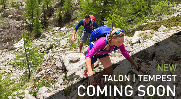 First Look At The New Osprey Talon and Tempest