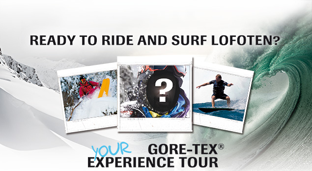 GORE-TEX Experience Tour Competition