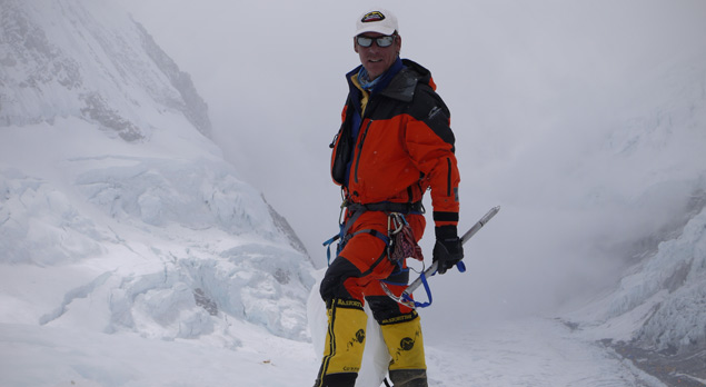 Guy Cotter Everest Interview