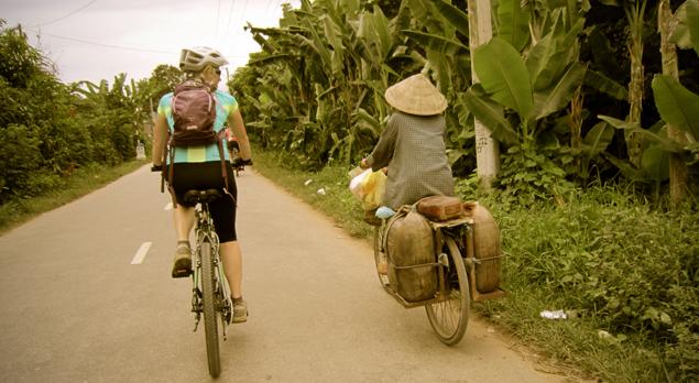 Indochina by Bike