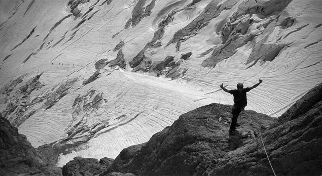 Mollie Summits Mont Blanc