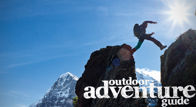Outdoor Adventure Guide Competition