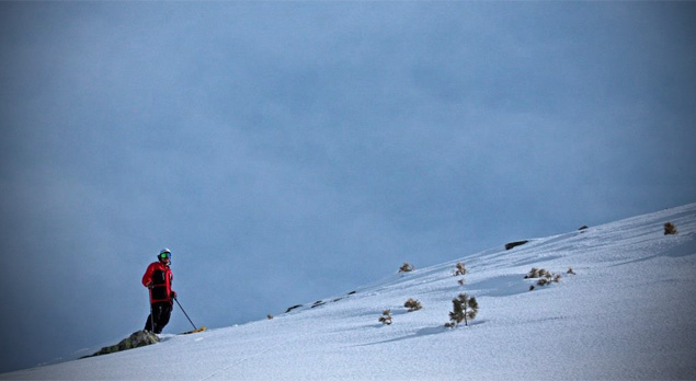 SIGB Ski Test Day 5