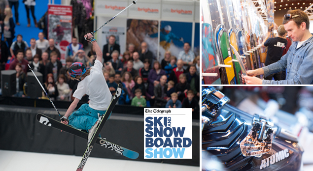 Ski and Snowboard Show 2014