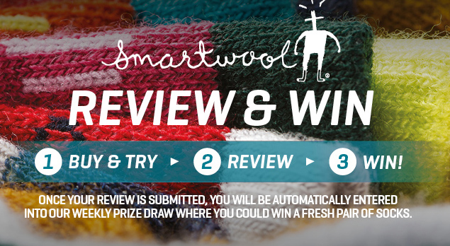 Smartwool Review and Win Offer