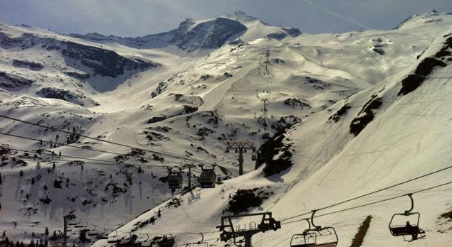Spring 2013 Ski Testing