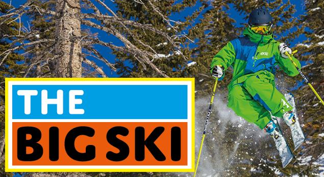The Big Ski Events 2015