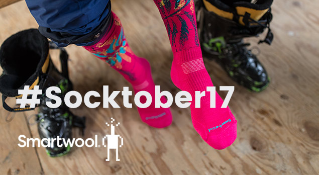 4e80de34e3d Win a pair of Smartwool socks every day this Socktober - Ellis ...