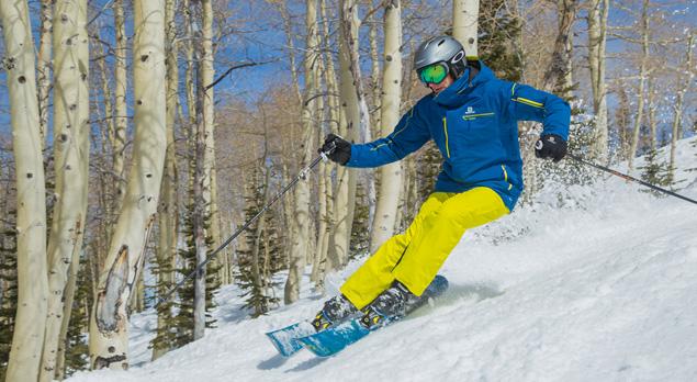 Win a Salomon Brilliant ski jacket