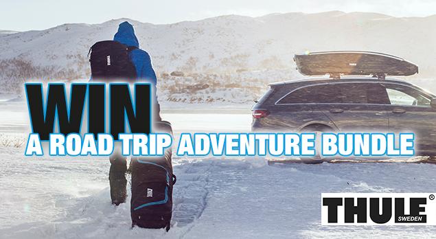 Win a Thule Road Trip Adventure Bundle