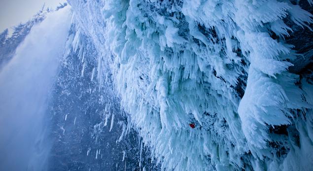 Win an Ice Climbing Masterclass