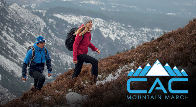 Climbers Against Cancer - Mountain March