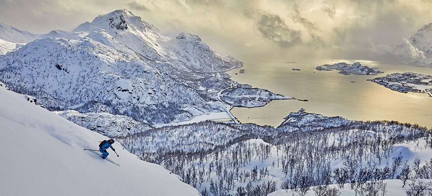 Discover Backcountry: Welcome To Lofoten