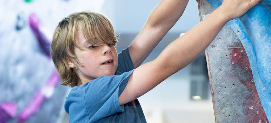 The Climbing Academy - Kids' Bouldering Sessions