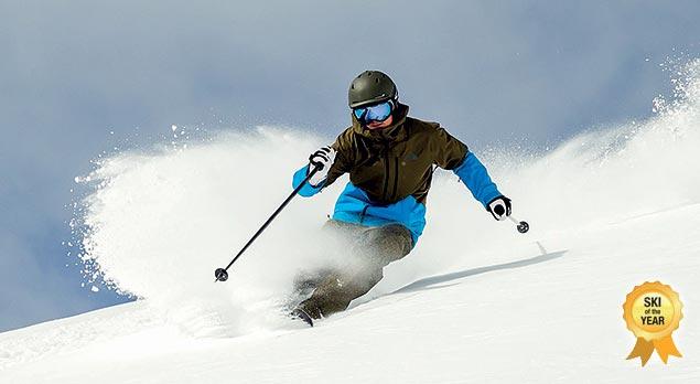 Men's Ski Of The Year 2019