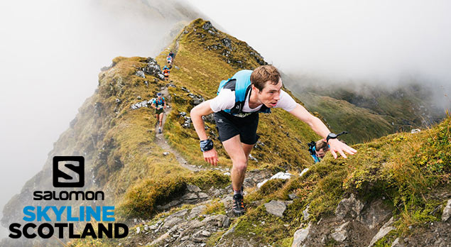 Win a place on the Salomon Mamores VK™ + trail shoes