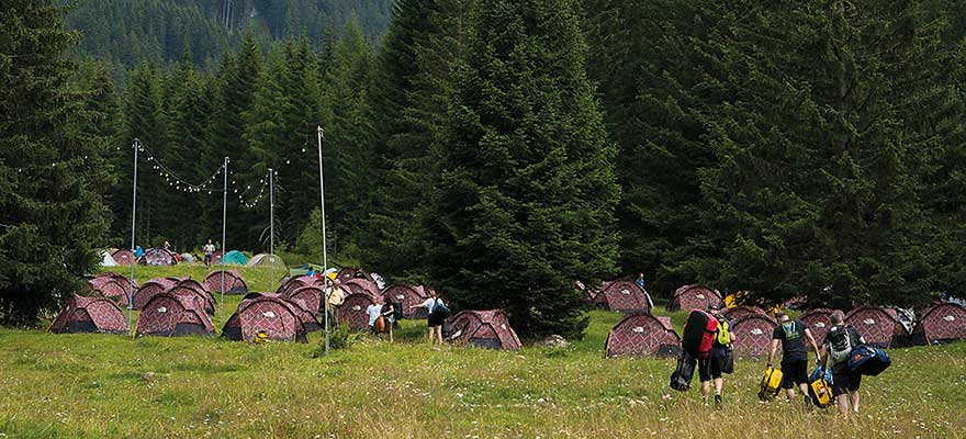 5 Tents For Festivals & Future Adventures