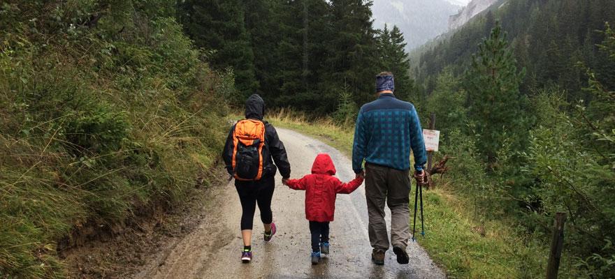 5 Family Friendly Walks In The UK