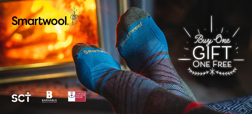Buy One, Gift One Free - Smartwool