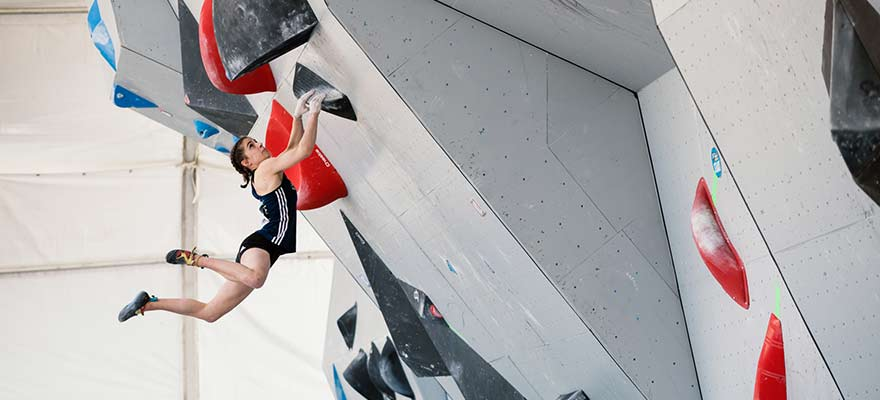 Natalie Berry's Guide To Sport Climbing At The Olympics