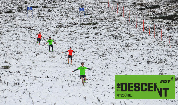 Win A Place On The Inov-8 Descent Race In Kitzbühel
